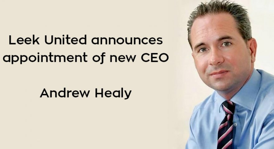 New CEO announcement