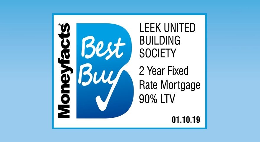 New Leek United mortgage is a 'Best Buy'