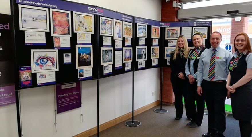 Moving pictures on show at Leek United