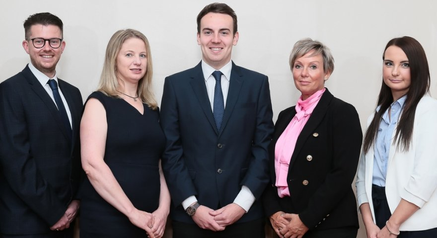 Meet the new-look Intermediary Mortgages Team
