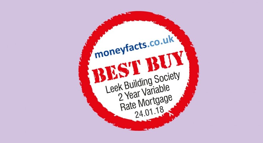 'Best Buy' rating for new discount mortgage