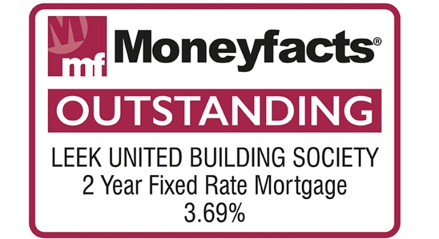 'Outstanding' rating for 95% mortgage