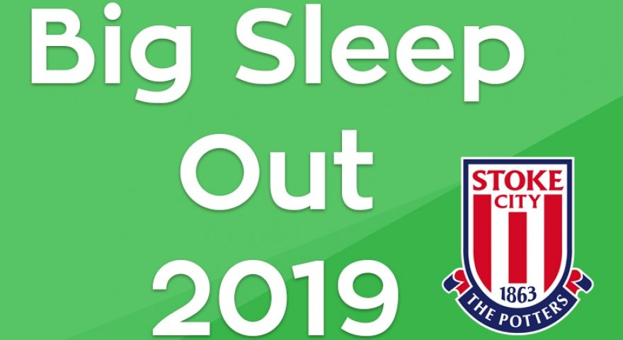 Highlighting homelessness in 'Big Sleep Out'